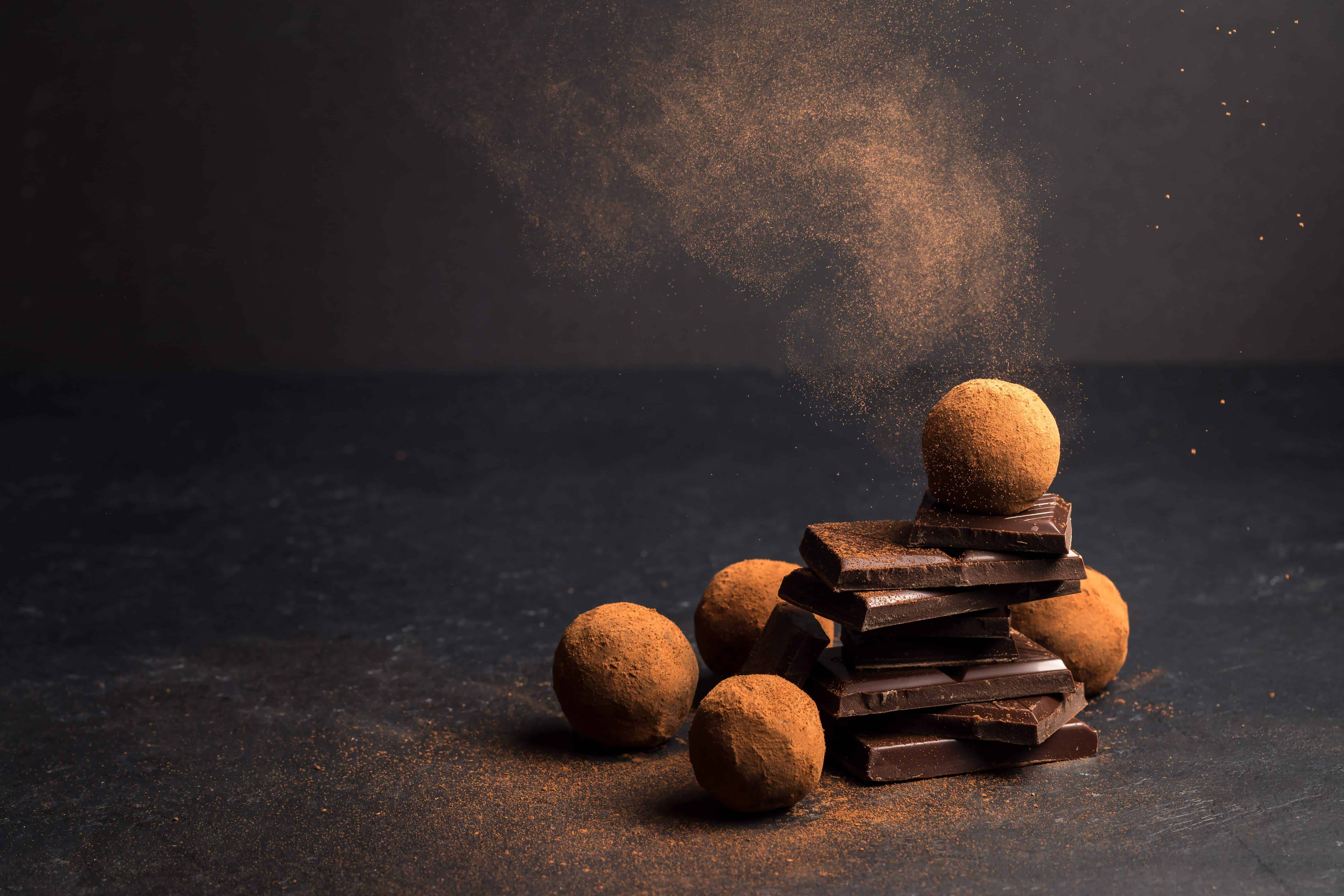 3 things about chocolate we all need to know!